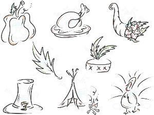 thanksgiving feast min design