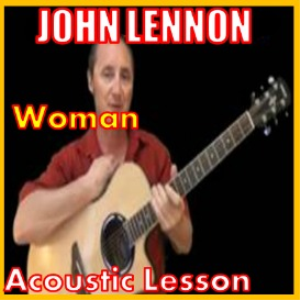 Learn to play Woman by John Lennon | Movies and Videos | Educational