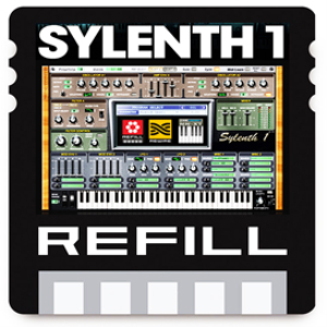 sylenth1 reason refills 5 6 7 8 9 trap house electro dubstep hip hop rnb samples