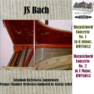 JS Bach - Harpsichord Concerti No. 1 & 2 - Susannah Ruzickova/Prague CO/Gyorgy Lehel | Music | Classical