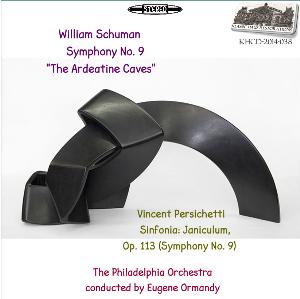 Ormandy conducts Schuman & Persichetti   Music   Classical
