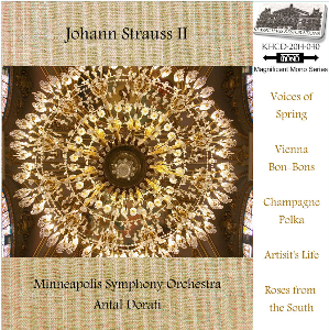 Music by Johann Strauss II - Minneapolis SO/Antal Dorati | Music | Classical