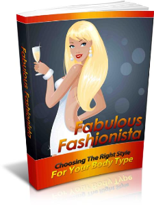 fabulous fashionista e-book