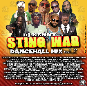 Dj Kenny Sting 2 War Reggae Mix Cd | Music | Reggae