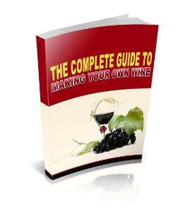 make your own wine guide e-book