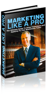 Marketing Like a Pro   eBooks   Business and Money