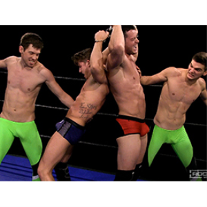 2102-HD-Alex Waters & Dash Decker vs Ethan Andrews & Gage Cardona | Movies and Videos | Action