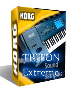 korg triton extreme vst plugin + sound kit