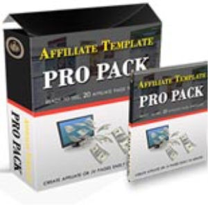 Affiliate Template Pro Pack | Other Files | Patterns and Templates