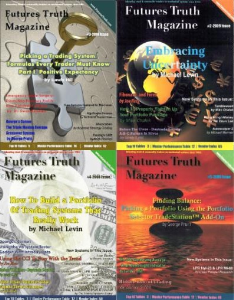 Futures Truth Magazine: Annual Subscription | Crafting | Cross-Stitch | Other