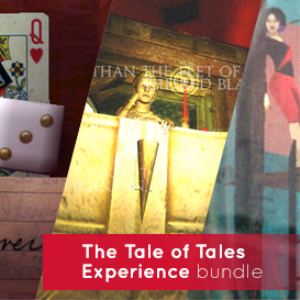 The Tale of Tales Experience | Software | Games