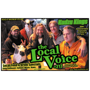 The Local Voice #217 PDF Download | eBooks | Entertainment