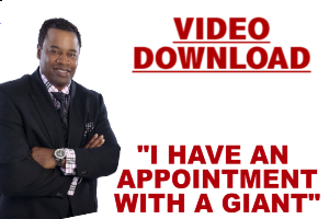 i have an appointment with a giant