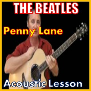 Learn to play Penny Lane by The Beatles | Movies and Videos | Educational