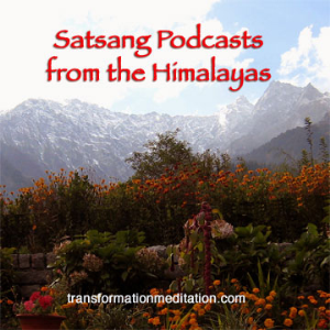 satsang podcast 62, why do you say self is like space, brij