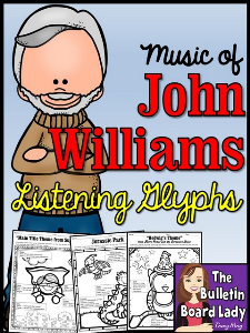 John Williams Listening Glyphs | Other Files | Everything Else