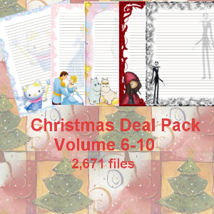 Christmas Deal Pack | Crafting | Paper Crafting | Other