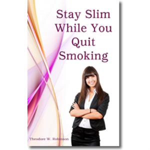 Stay Slim While You Quit Smoking (for Women) | eBooks | Education