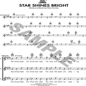 Peter Combe - Star Shines Bright | Music | Children
