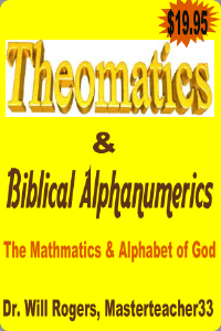Theomatics And Biblical Alphanumerics | Audio Books | Religion and Spirituality