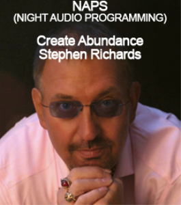 NAPS Create Abundance | Audio Books | Self-help
