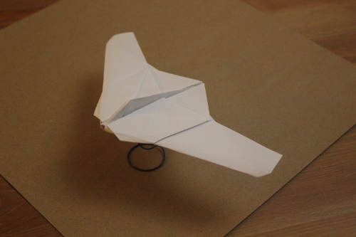 First Additional product image for - Kuro-nami Stealth Fighter
