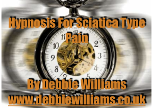 hypnosis for sciatica type pain