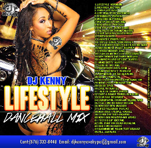 Dj Kenny Lifestyle Reggae Mix Cd | Music | Reggae