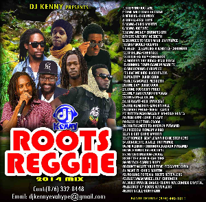Dj Kenny Roots Reggae Mix Cd | Music | Reggae