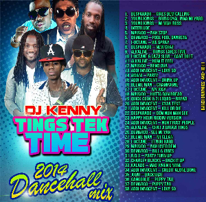 Dj Kenny Tings Tek Time Reggae Mix Cd | Music | Reggae