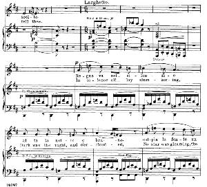 Regnava nel silenzio: Soprano Aria (Lucia). G. Donizetti: Lucia di lamermoor, Vocal Score, Ed. Schirmer (1898). Italian/English | eBooks | Sheet Music