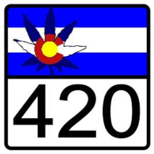 Colorado 420 Highway Sign | Photos and Images | Miscellaneous