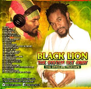 Black Lion Mixtape Cd | Music | Reggae