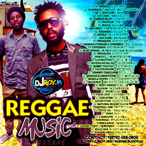 Dj Roy Reggae Music Mixtape Vol.1 | Music | Reggae