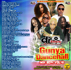 Dj Don Kingston Gunya Dancehall Mix Vol.41 | Music | Reggae