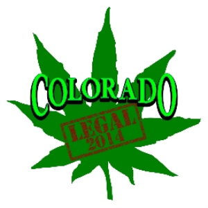 colorado legal 2014 marijuana leaf
