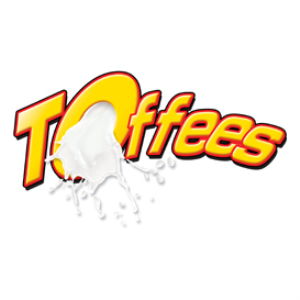 toffee text effects