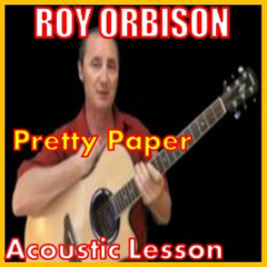 Learn to play Pretty Paper by Roy Orbison | Movies and Videos | Educational