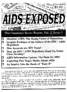 AIDS EXPOSED: Dissident Voices, Chapter 1 | Documents and Forms | Research Papers