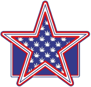 Marijuana Leaf Star | Photos and Images | Miscellaneous