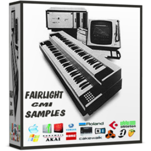 FAIRLIGHT CMI SAMPLES COLLECTION kontakt | Music | Soundbanks