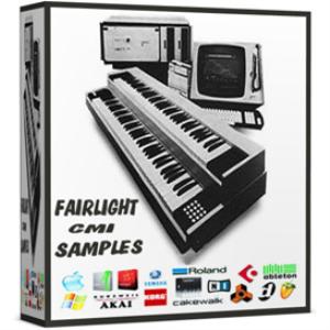 fairlight cmi samples collection kontakt