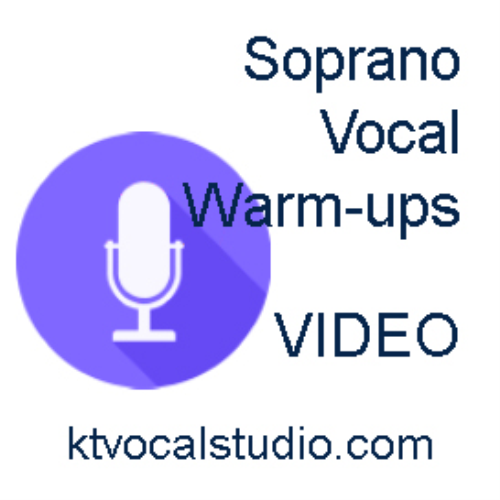 First Additional product image for - Soprano Warm-up Video