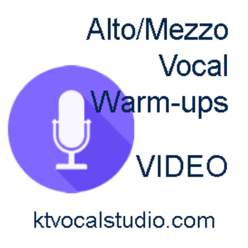 First Additional product image for - MezzoSoprano/Alto Warm-up Video