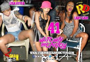 Uptown Mondays Vol.41 Dvd | Music | Reggae