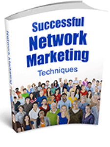 Successful Network Marketing Techniques | eBooks | Business and Money