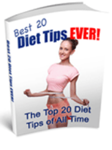 Best 20 Diet Tips Ever | eBooks | Health
