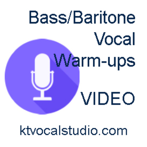 First Additional product image for - Baritone/Bass Warm-up Video