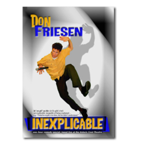First Additional product image for - Inexplicable DVD