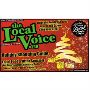 The Local Voice #218 PDF Download | eBooks | Entertainment